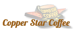 Copper Star Coffee Logo